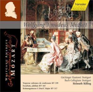 Krönungsmesse Kv 317, Wolfgang Amadeus Mozart