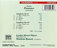 Krommer (Sinfonien) - Produktdetailbild 1