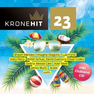 KRONEHIT Vol.23, Diverse Interpreten
