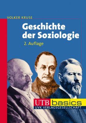 Kruse, V: Geschichte der Soziologie, Volker Kruse