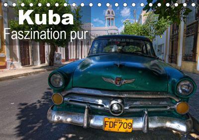 Kuba - Faszination pur (Tischkalender 2019 DIN A5 quer), Thomas Münter