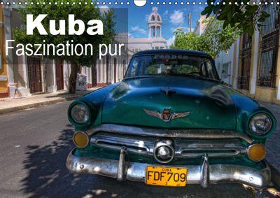 Kuba - Faszination pur (Wandkalender 2019 DIN A3 quer), Thomas Münter