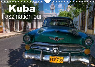 Kuba - Faszination pur (Wandkalender 2019 DIN A4 quer), Thomas Münter