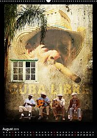KUBA - Sonne, Salsa und Sozialismus (Wandkalender 2019 DIN A2 hoch) - Produktdetailbild 8