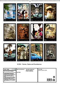 KUBA - Sonne, Salsa und Sozialismus (Wandkalender 2019 DIN A2 hoch) - Produktdetailbild 13