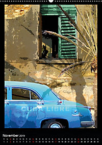 KUBA - Sonne, Salsa und Sozialismus (Wandkalender 2019 DIN A2 hoch) - Produktdetailbild 11