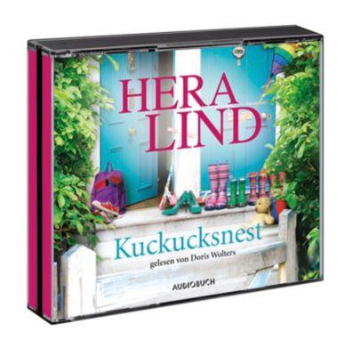 Kuckucksnest, 3 Audio-CDs, Hera Lind