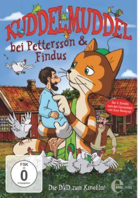 Kuddelmuddel bei Pettersson und Findus, DVD, Sven Nordqvist