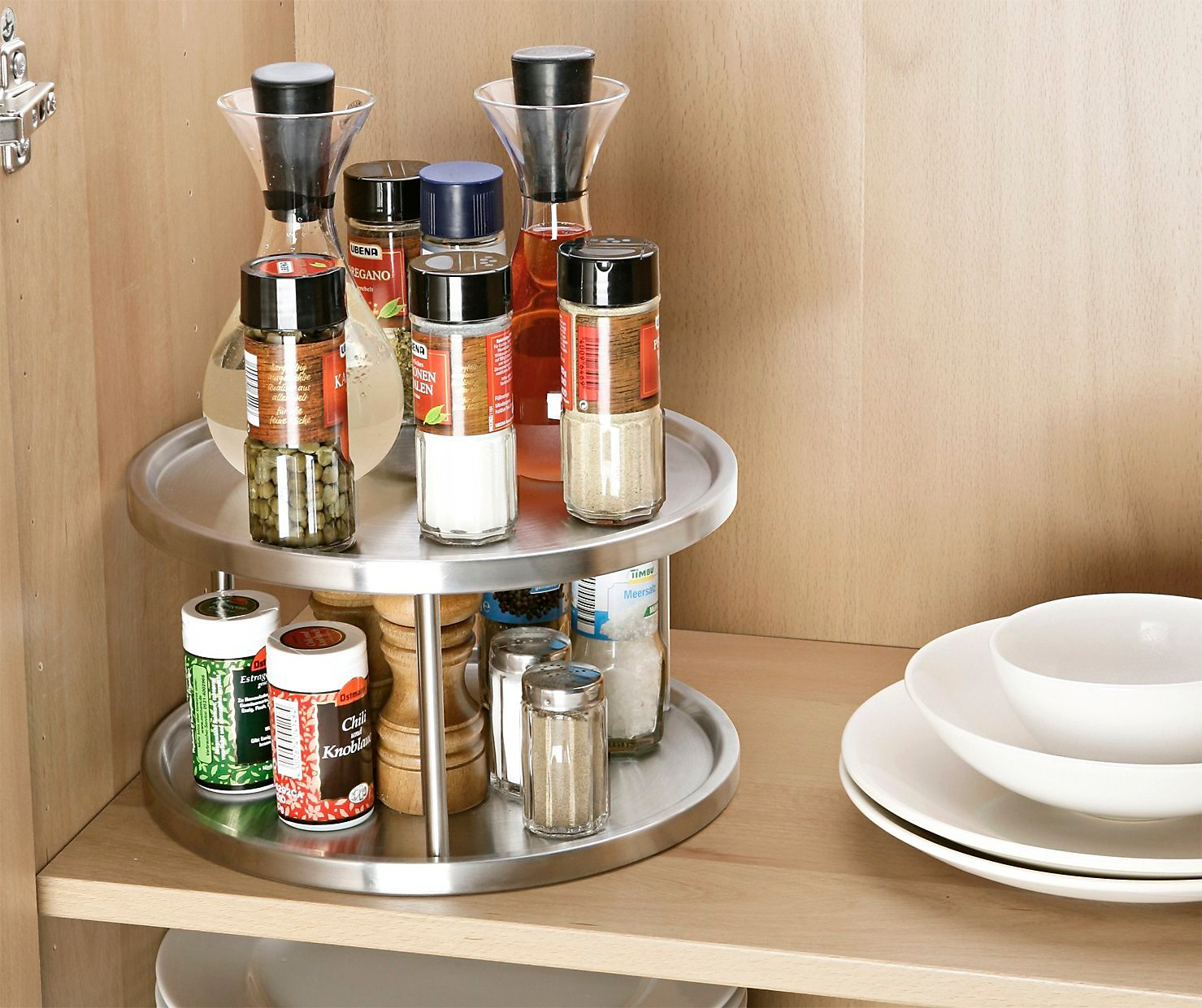 Küchen-Karussel Edelstahl DUO jetzt bei Weltbild.de bestellen