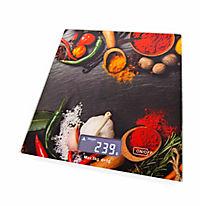 Küchenwaage mit Gewürz Design - Produktdetailbild 1