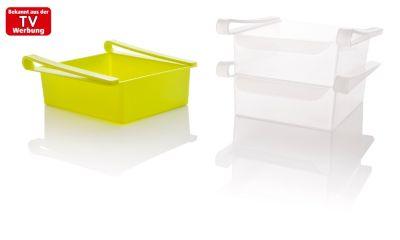Kühlschrankorganizer, 3er Set
