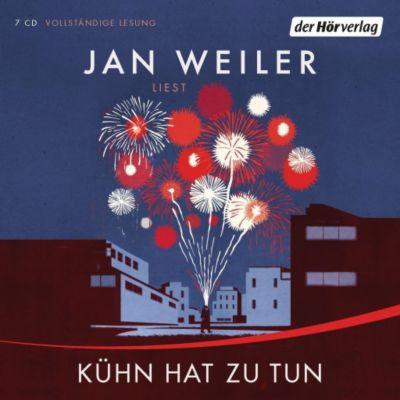 Kühn hat zu tun, 7 Audio-CDs, Jan Weiler
