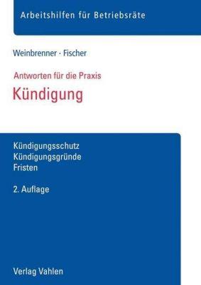 Kündigung, Lars Weinbrenner, Johan Fischer