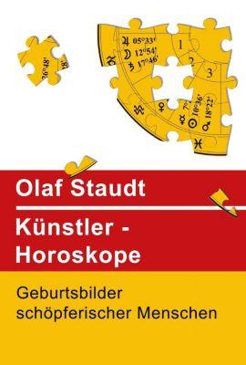 Künstler-Horoskope, Olaf Staudt