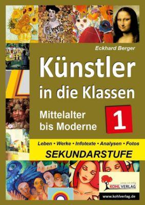Künstler in die Klassen 1, Eckhard Berger