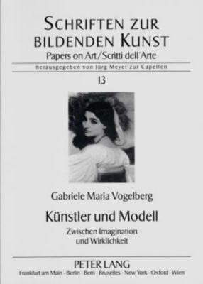 Künstler und Modell, Gabriele Maria Vogelberg