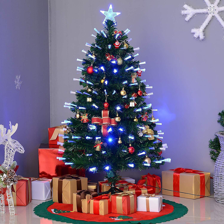 Weihnachtsbaum Künstlich 2m.Künstlicher Weihnachtsbaum Mit Metallständer Weltbild De