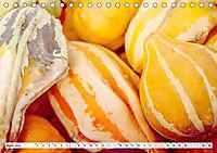 Kürbisse - so farbenfroh (Tischkalender 2019 DIN A5 quer) - Produktdetailbild 4
