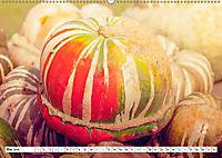 Kürbisse - so farbenfroh (Wandkalender 2019 DIN A2 quer) - Produktdetailbild 5