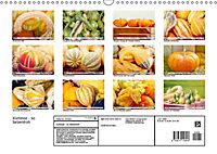 Kürbisse - so farbenfroh (Wandkalender 2019 DIN A3 quer) - Produktdetailbild 13