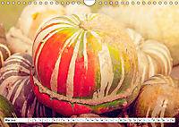 Kürbisse - so farbenfroh (Wandkalender 2019 DIN A4 quer) - Produktdetailbild 5