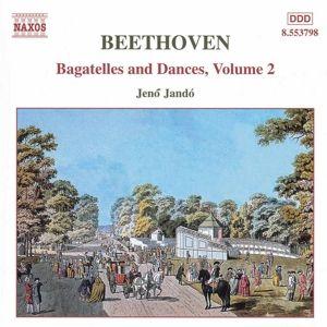 """Kürzere Klavierstücke Vol. 2 (Bagatellen und Tänze), Jen"""" Jando"""