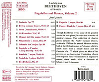 Kürzere Klavierstücke Vol. 2 (Bagatellen und Tänze) - Produktdetailbild 1