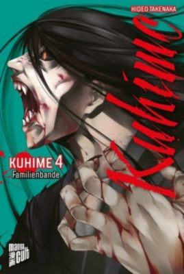 Kuhime: Familienbande - Hideo Takenaka |