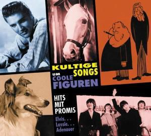 Kultige Songs Un Coole Figuren, Various