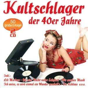 Kultschlager Der 40er Jahre, Various