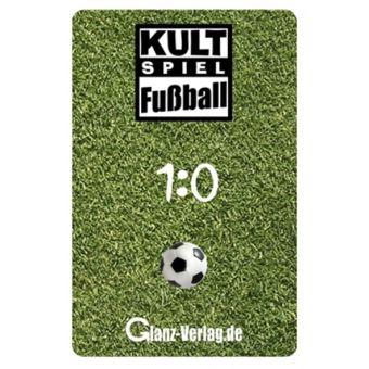 Kultspiel Fußball, 1:0 (Spiel)