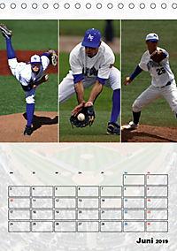 Kultsport Baseball (Tischkalender 2019 DIN A5 hoch) - Produktdetailbild 6