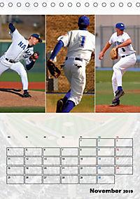 Kultsport Baseball (Tischkalender 2019 DIN A5 hoch) - Produktdetailbild 11