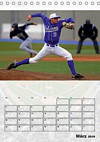Kultsport Baseball (Tischkalender 2019 DIN A5 hoch) - Produktdetailbild 3