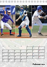 Kultsport Baseball (Tischkalender 2019 DIN A5 hoch) - Produktdetailbild 2