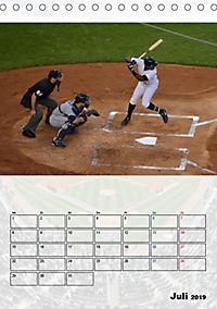 Kultsport Baseball (Tischkalender 2019 DIN A5 hoch) - Produktdetailbild 7