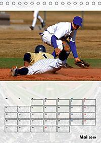 Kultsport Baseball (Tischkalender 2019 DIN A5 hoch) - Produktdetailbild 5