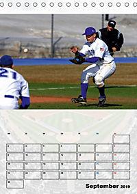 Kultsport Baseball (Tischkalender 2019 DIN A5 hoch) - Produktdetailbild 9