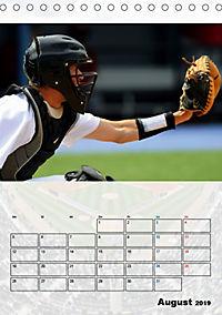 Kultsport Baseball (Tischkalender 2019 DIN A5 hoch) - Produktdetailbild 8