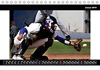 Kultsport Baseball (Tischkalender 2019 DIN A5 quer) - Produktdetailbild 1