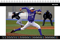 Kultsport Baseball (Tischkalender 2019 DIN A5 quer) - Produktdetailbild 3