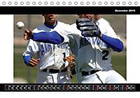 Kultsport Baseball (Tischkalender 2019 DIN A5 quer) - Produktdetailbild 12