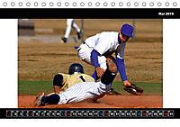 Kultsport Baseball (Tischkalender 2019 DIN A5 quer) - Produktdetailbild 5