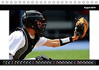 Kultsport Baseball (Tischkalender 2019 DIN A5 quer) - Produktdetailbild 8