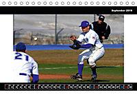 Kultsport Baseball (Tischkalender 2019 DIN A5 quer) - Produktdetailbild 9