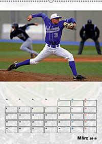 Kultsport Baseball (Wandkalender 2019 DIN A2 hoch) - Produktdetailbild 3