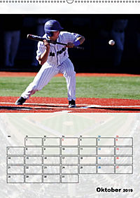 Kultsport Baseball (Wandkalender 2019 DIN A2 hoch) - Produktdetailbild 10