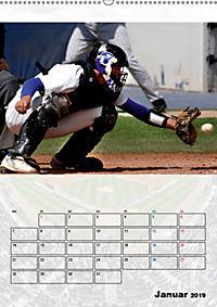 Kultsport Baseball (Wandkalender 2019 DIN A2 hoch) - Produktdetailbild 1