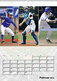 Kultsport Baseball (Wandkalender 2019 DIN A2 hoch) - Produktdetailbild 2