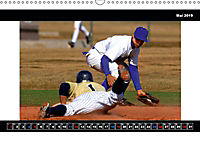 Kultsport Baseball (Wandkalender 2019 DIN A3 quer) - Produktdetailbild 5